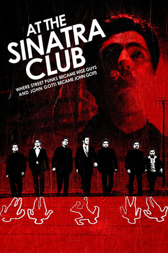 Poster of At the Sinatra Club