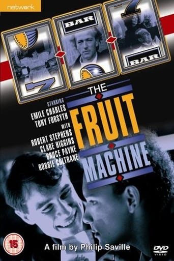 Poster of The Fruit Machine