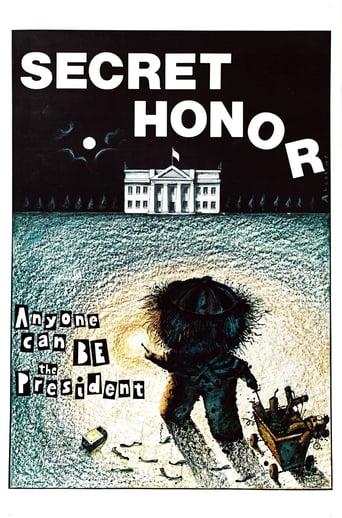 Secret Honor - Die geheime Ehre des Präsidenten