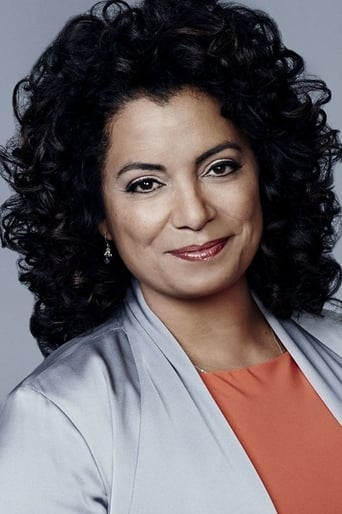 Michaela Pereira alias News Anchor