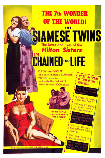 Poster of Chained for Life