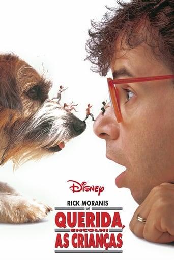 """Querida, Encolhi as Crianças """"Honey, I Shrunk the Kids"""" (1990) BluRay 720p Dual Áudio – Download Torrent [PEDIDO]"""