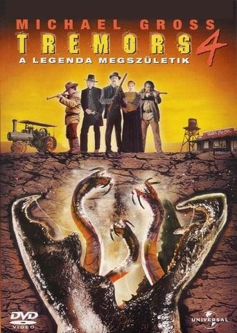 Tremors 4. - A legenda elkezdődik