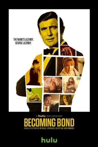 Poster of Becoming Bond