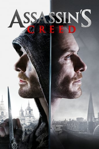 Filmplakat von Assassin's Creed
