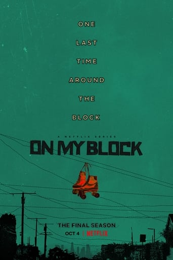 On My Block Poster