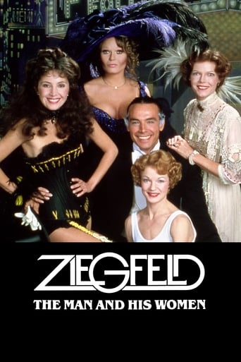 Poster of Ziegfeld: The Man and His Women