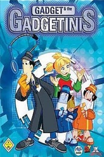 Capitulos de: Gadget and the Gadgetinis