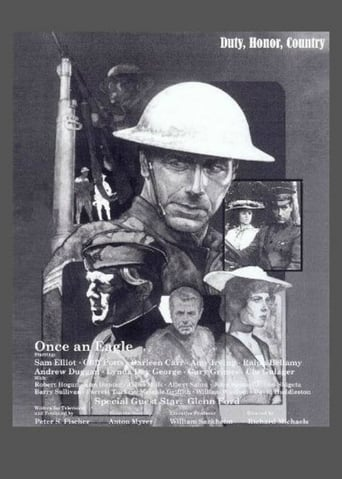 Poster of Once an Eagle