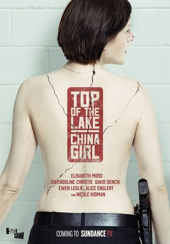 Poster of Top of The Lake: China Girl