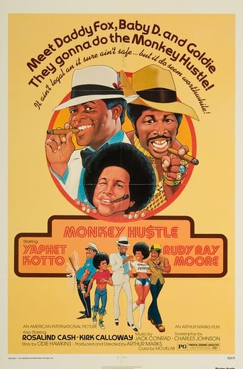 Poster of The Monkey Hustle