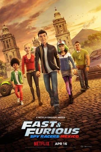 Velozes & Furiosos Espiões do Asfalto 4ª Temporada - Poster