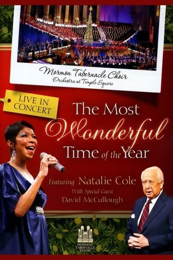 Poster of The Most Wonderful Time of the Year Featuring Natalie Cole