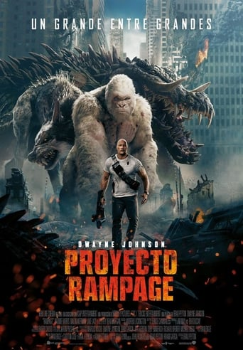 Poster of Proyecto Rampage