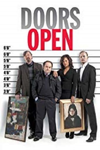 Poster of Doors Open
