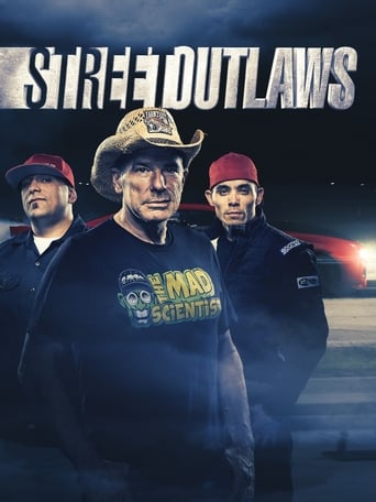 Poster Street Outlaws