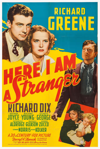 Poster of Here I Am a Stranger