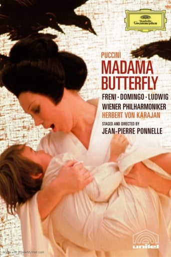 Poster of Puccini Madama Butterfly