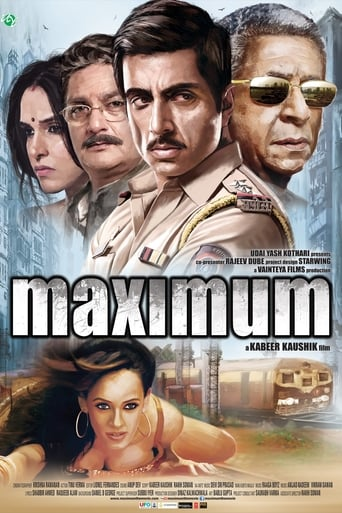 Poster of Maximum