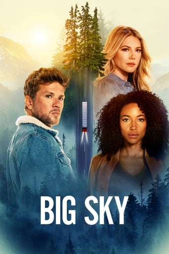 Big Sky 1ª Temporada Torrent (2020) Dual Áudio / Legendado WEB-DL 720p | 1080p – Download