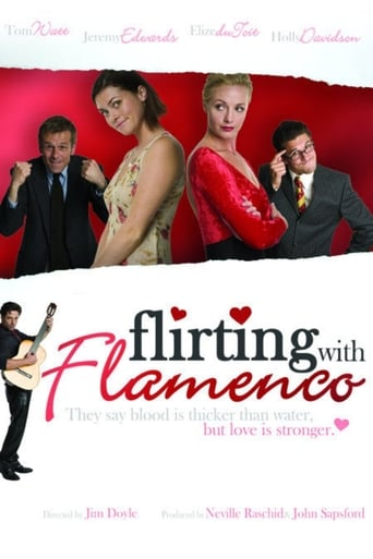 Poster of Flirting with Flamenco