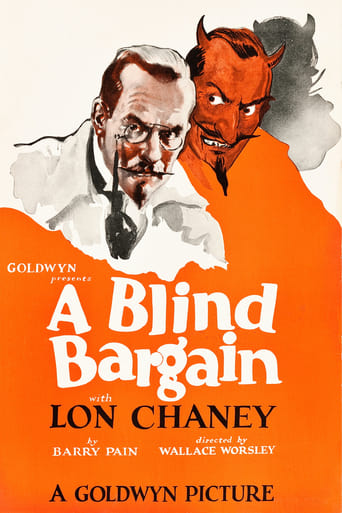 Poster of A Blind Bargain