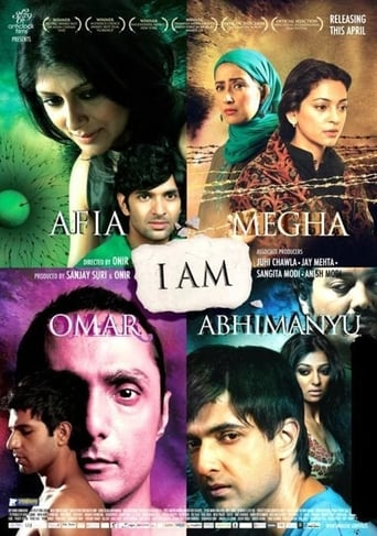 Poster of I Am