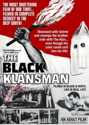 Poster of The Black Klansman