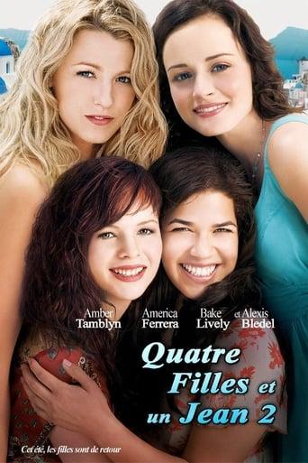 Poster of Quatre filles et un jean 2