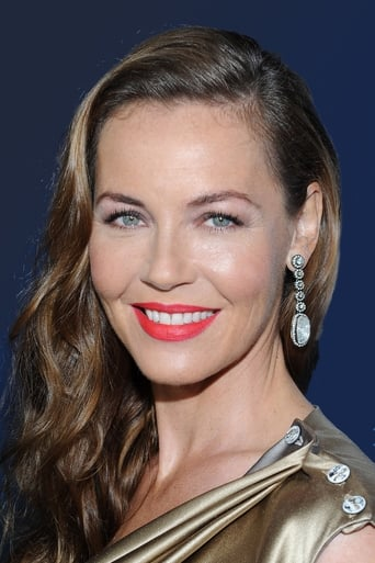 Connie Nielsen alias Queen Hippolyta