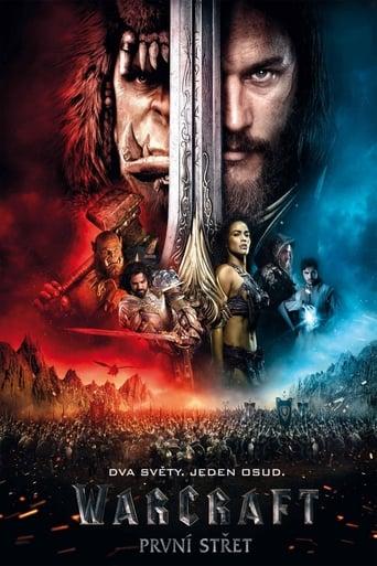 Poster of Warcraft: První střet