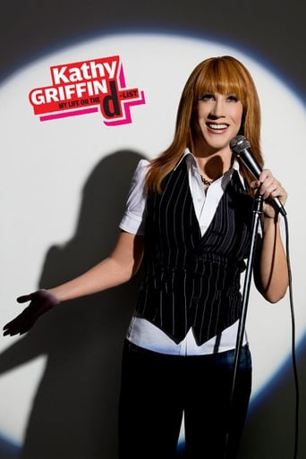 Poster of Kathy Griffin: My Life on the D-List