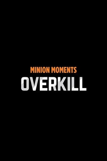 Poster of Minion Moments: Overkill