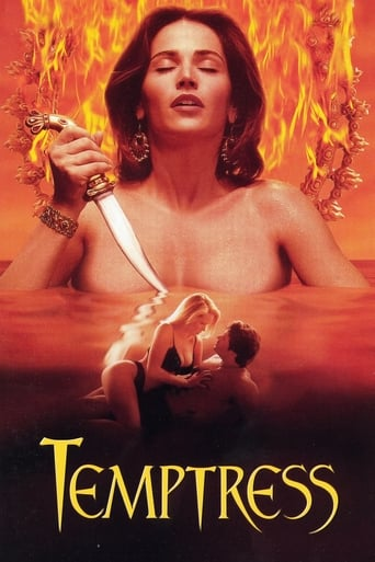 Poster of Temptress