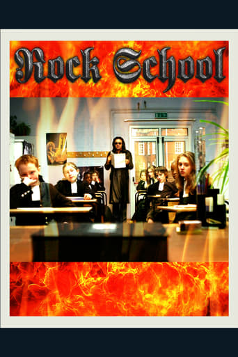 Poster of Rock School