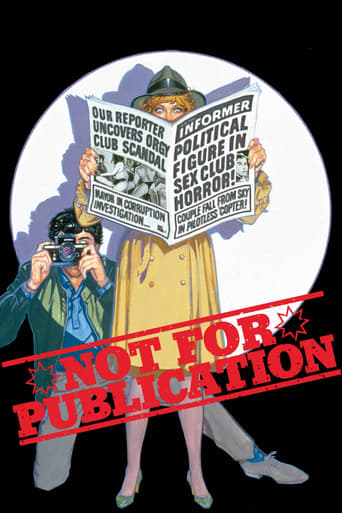 Poster of Not for Publication