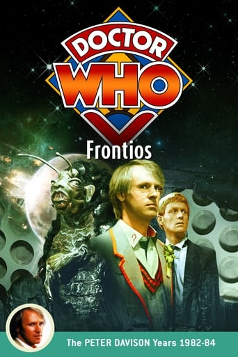 Poster of Doctor Who: Frontios