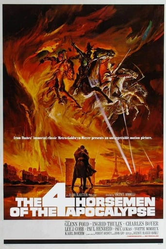 'The Four Horsemen of the Apocalypse (1962)