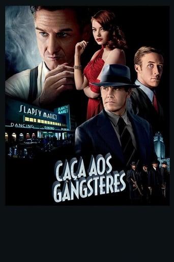 Caça aos Gângsteres - Poster
