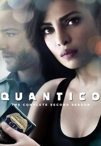 Kvantikas / Quantico (2016) 2 Sezonas
