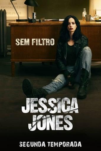 Jessica Jones 2ª Temporada - Poster