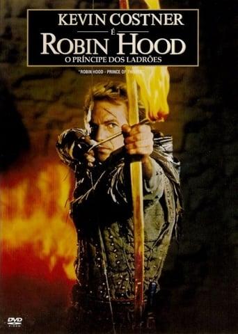 Robin Hood, o Príncipe dos Ladrões - Poster