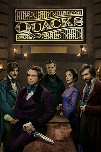 Poster of Quacks