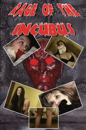 Rage of the Incubus Movie Poster