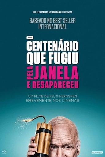 Poster of O Centenário Que Saiu Sem Pagar a Conta e Sumiu