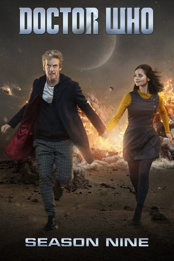 Doctor Who 9ª Temporada - Poster