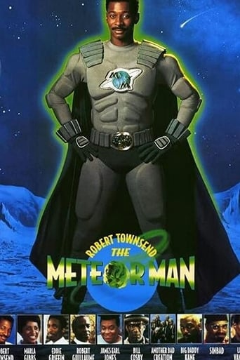 Poster of Meteor Man