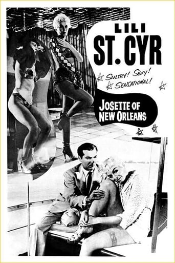 Poster of Josette of New Orleans