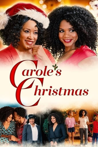 Poster of Carole's  Christmas
