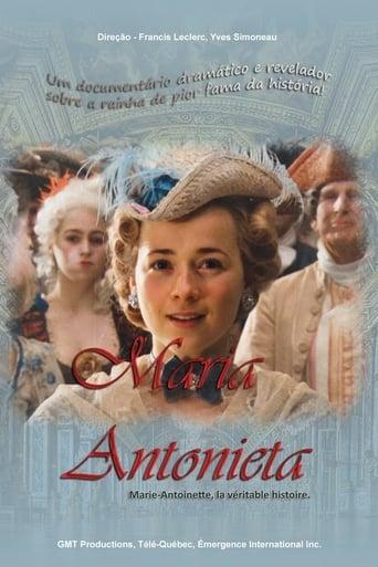 Poster of María Antonieta, la verdadera historia